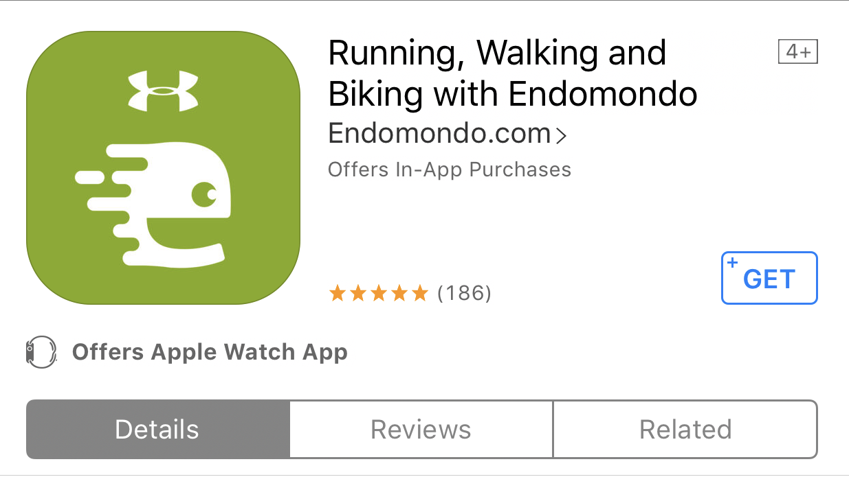 Running, Walking & Biking Whit Endomomdo