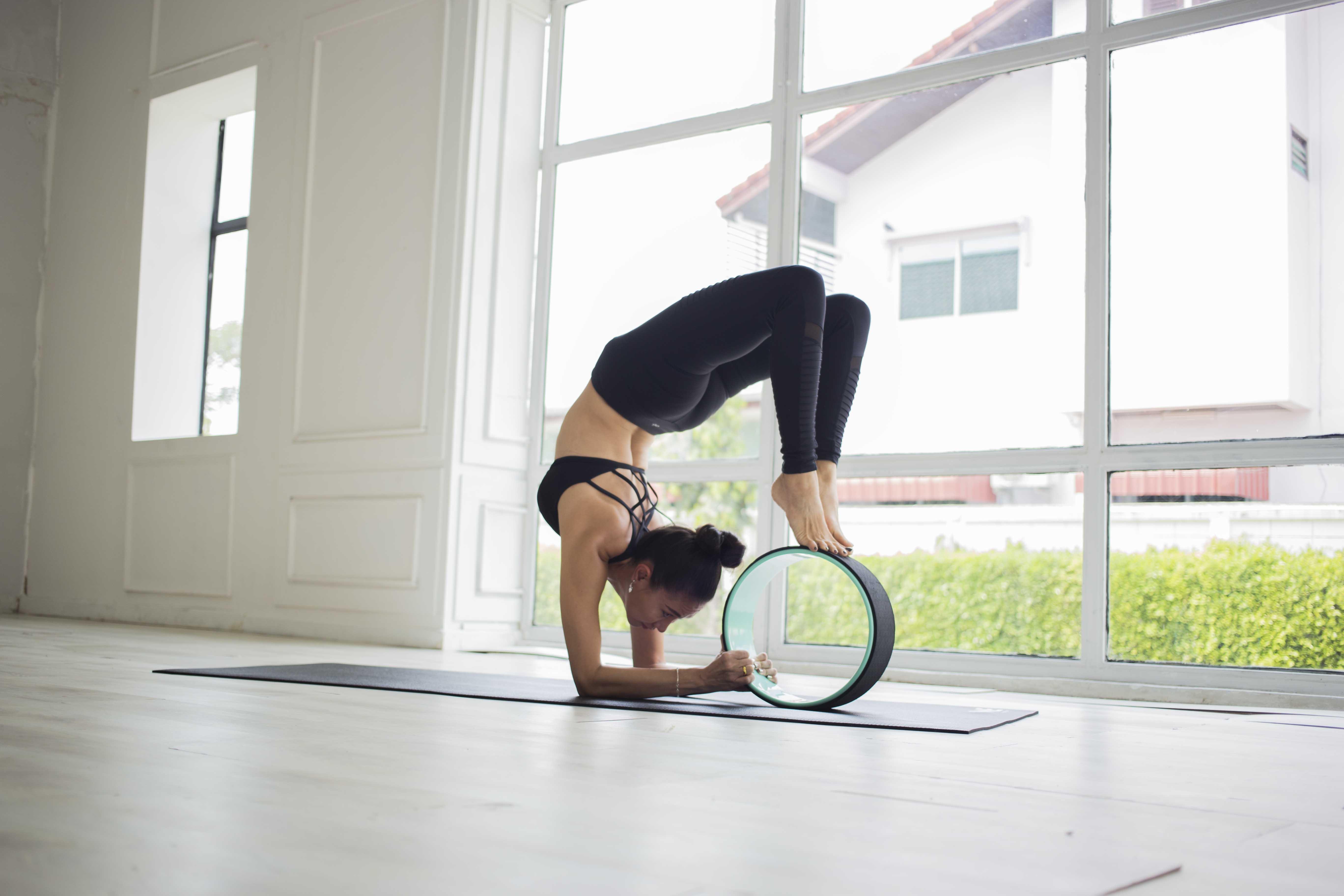 WE Fitness Society - Yoga wheel ( วงล้อโยคะ )