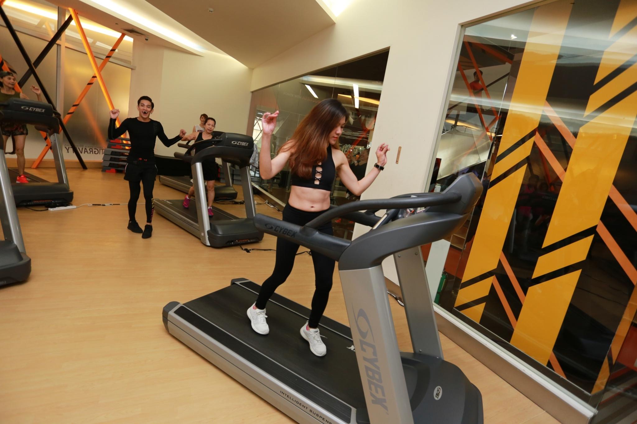 Treadmill Dance Special Class