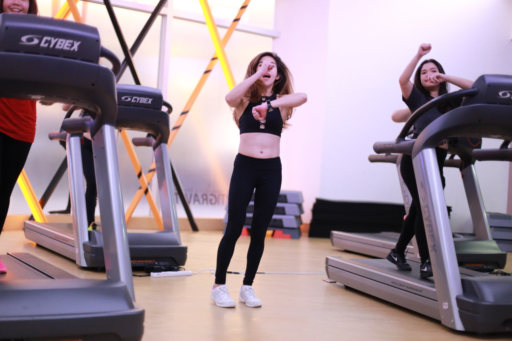 Treadmill Dance Special Class - WE Fitness สาขาเอสพลานาดรัชดา