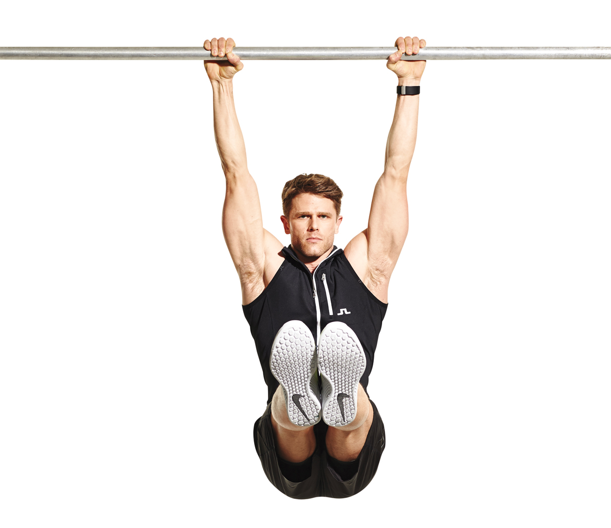 How to Hanging Leg Lift Workout - WE Fitness Society
