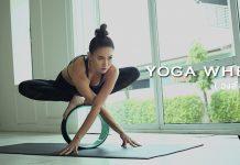 WE Fitness Society - Yoga wheel วงล้อโยคะ