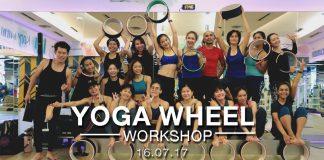 WE Fitness Yoga Wheel Workshop
