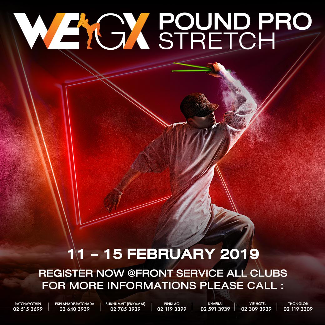 Pound Pro Stretch